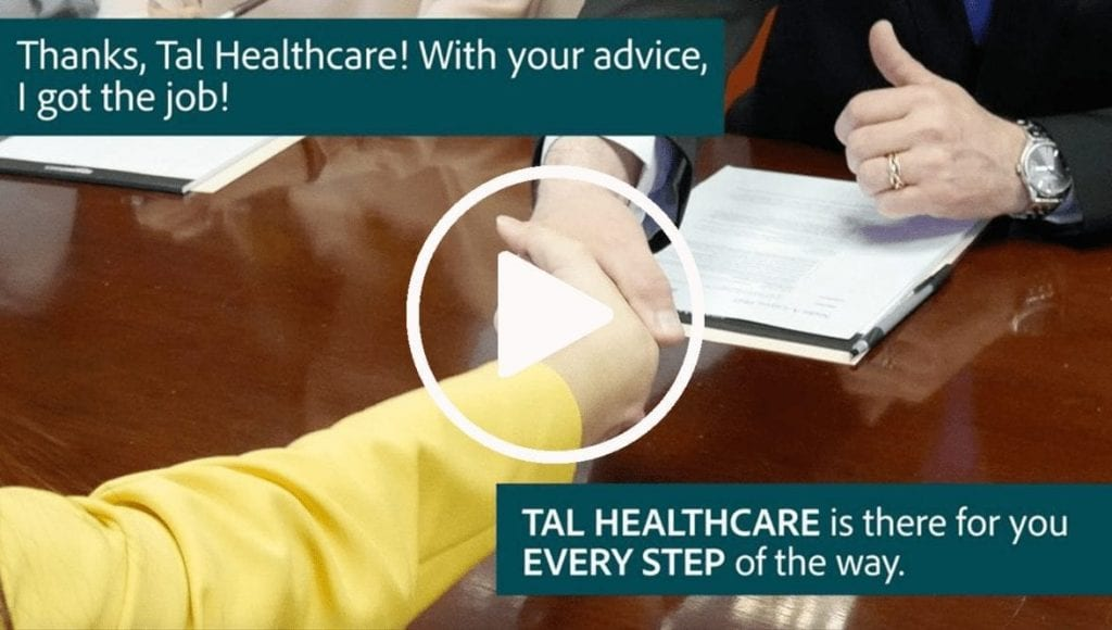 Tal Healthcare is with you every step of the way video cover photo