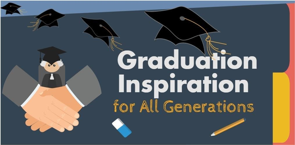 Tal Healthcare Infographics of Graduation Inspiration for all Generations Cover Photo