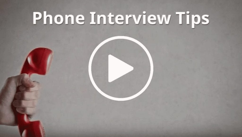 Tal Healthcare Phone Interview Tips Video Cover Photo