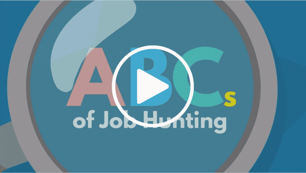 ABC of Job Hunting Video Cover Photo