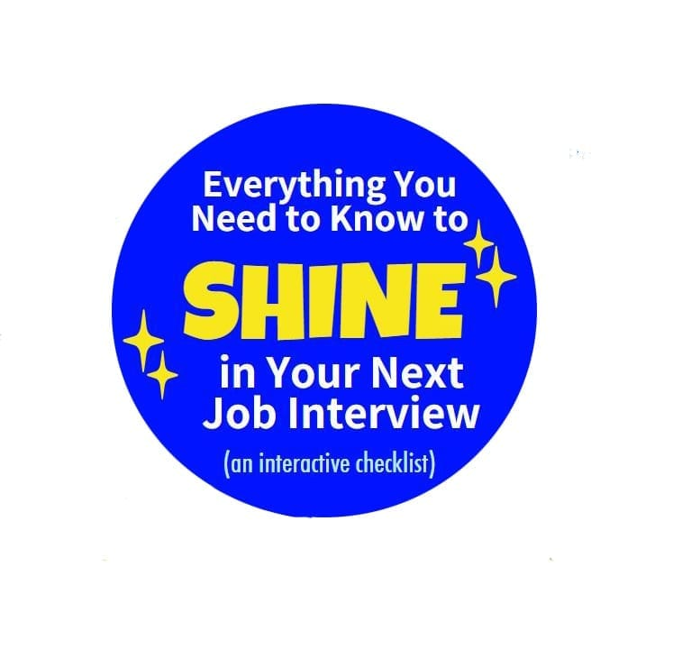 Tal Healthcare Infographics Everything you need to know to shine in your next job interview.