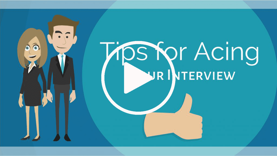 Tips for Acing Your Interview Video Cover Photo