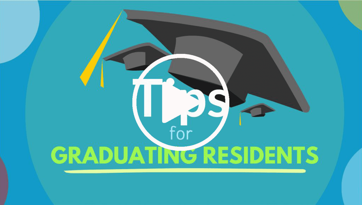 Tips for graduating Students Video Cover Photo