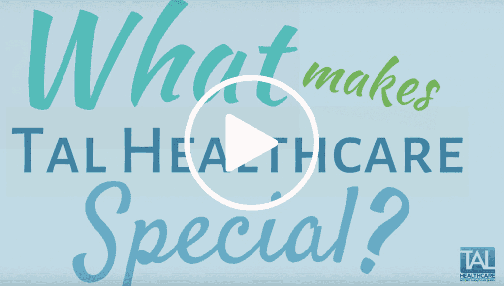 What Makes Tal Healthcare Special Video Cover Photo