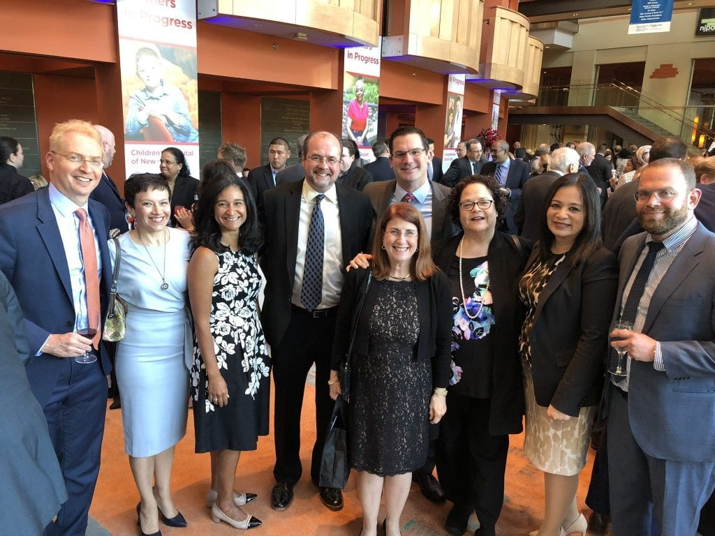 Tal Healthcare attended Newark Beth Israel Medical Center and Children's Hospital of New Jersey's 15th Annual Partners in Progress Awards Dinner.