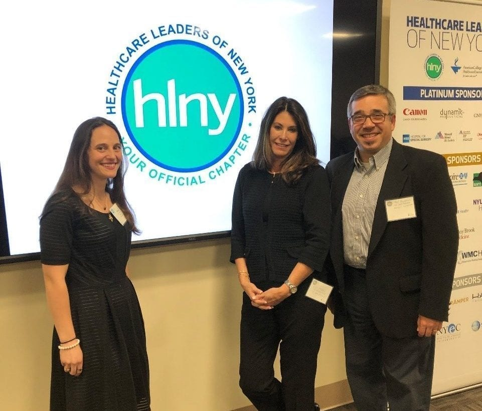 "Tal Healthcare was at the Healthcare Leaders of New York (HLNY) conference on ""Reinventing Customer Service in Healthcare: Lessons Learned from the Best"" at the Westchester Medical Center."