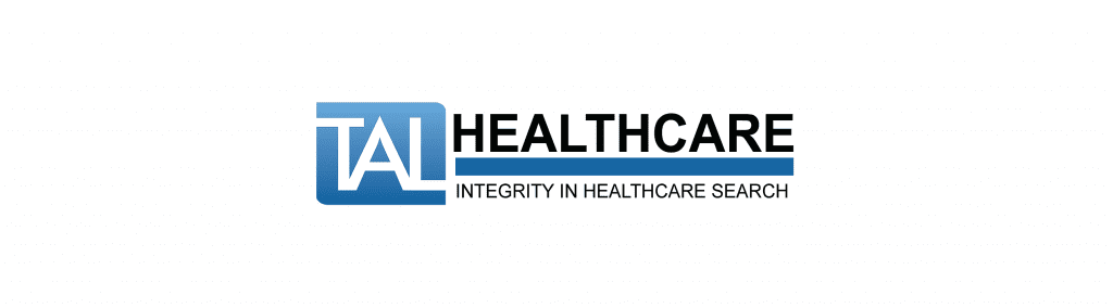 Tal Healthcare Logo with Tag Line