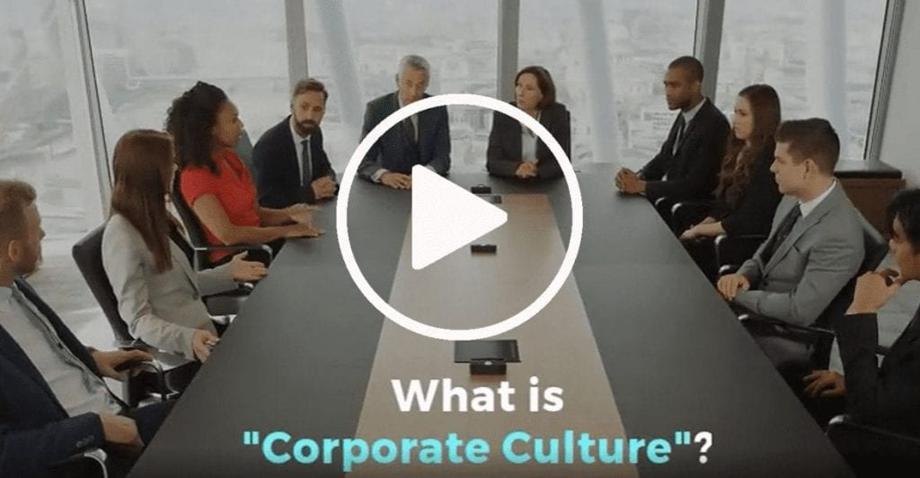 What is Corporate Culture Video Cover Photo