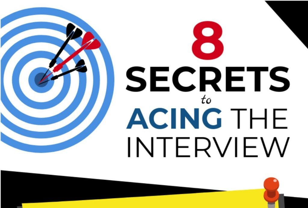 8 Secrets to Acing the Interview