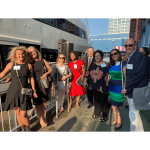 Trending at Tal: Tal Healthcare Attends HLNY Past Presidents Boat Cruise