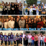 Community Service Initiative: 2019 was a Year of Giving