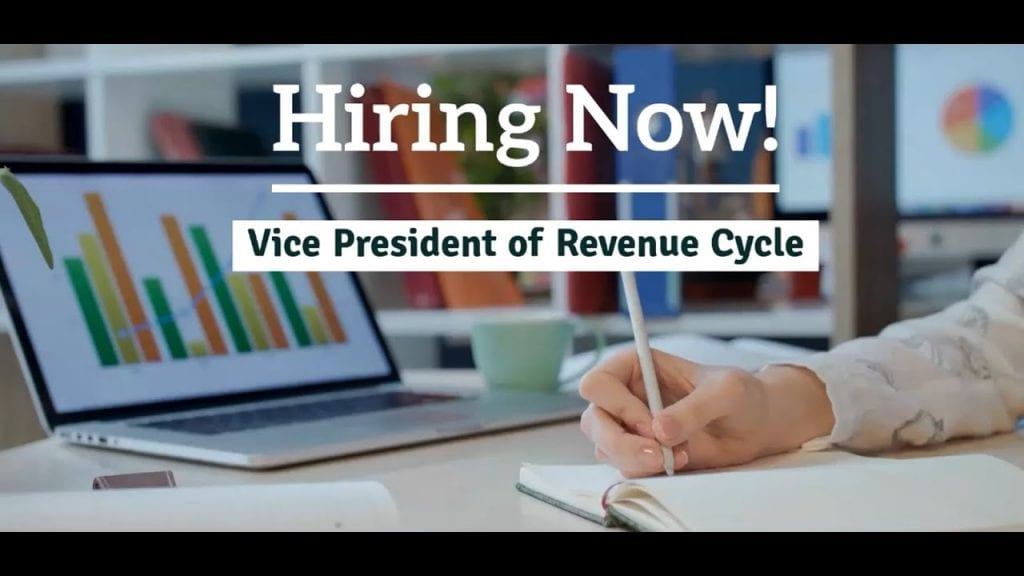 Vice President, Revenue Cycle