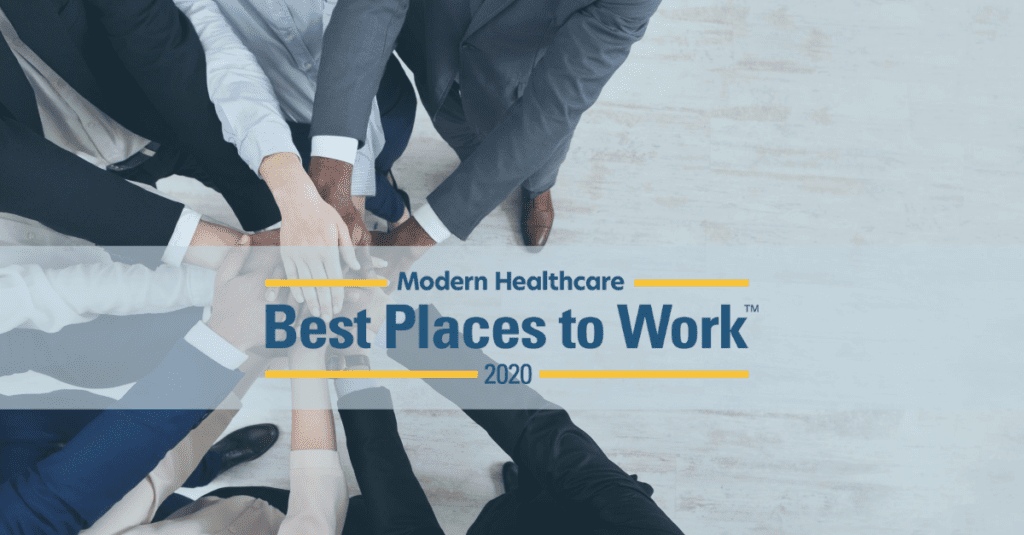 TAL HEALTHCARE recognized as one of the best places to work in 2020.