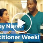 Happy Nurse Practitioner's Week
